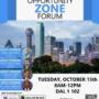 UNT Dallas Opportunity Zone Forum presentation